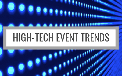 7 High Tech Event Trends for 2019