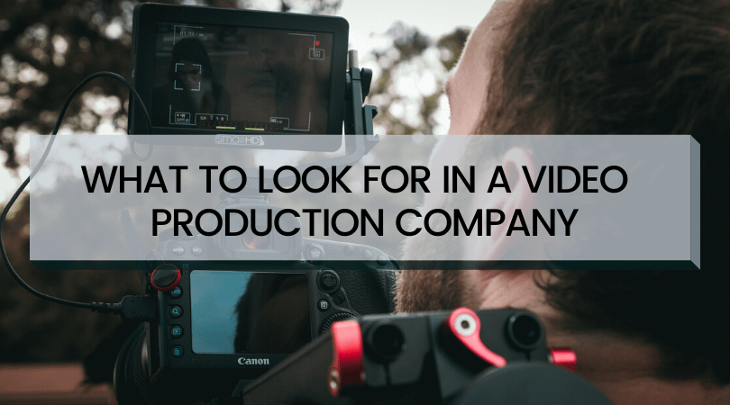 What to Look for in Video Production Companies in St. Louis