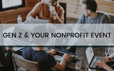 Getting Gen Z To Your Nonprofit Event