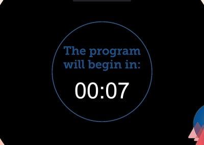 HCC Countdown overlay