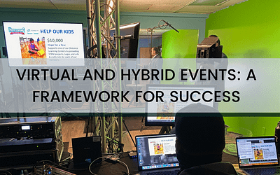 Planning a Virtual or Hybrid Event: A Framework to Ensure Your Success