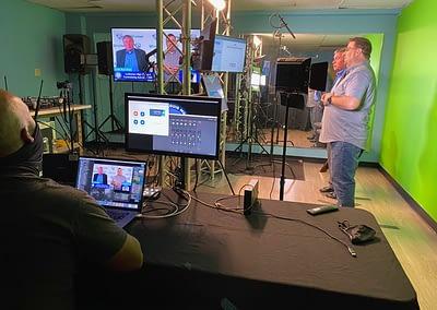 Lutheran High School Virtual Event Glenn and Toney