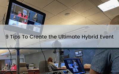 9 Tips To Create the Ultimate Hybrid Event