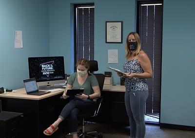 Association of Fundraising Professionals Virtual Green Room