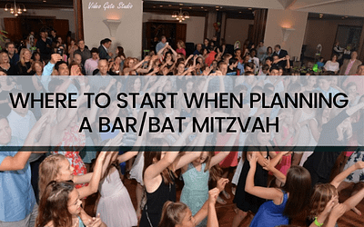 Planning A Mitzvah: Where to Start