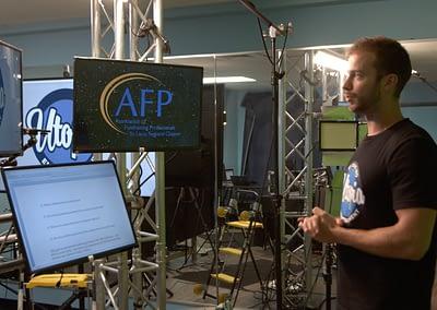 Association of Fundraising Professionals Studio