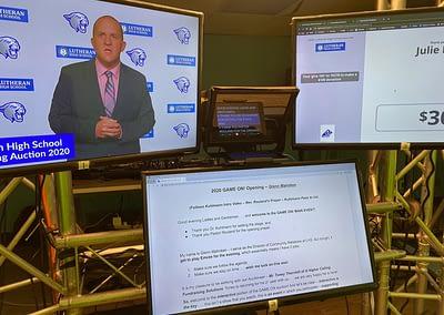 Lutheran Virtual Confidence Monitors