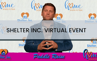 Shelter Inc. Virtual Gala