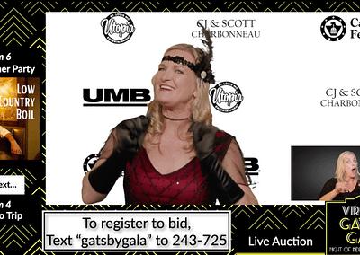 The Whole Person Virtual Event Live Auction