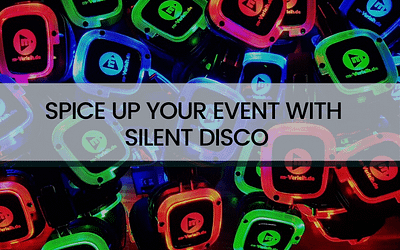 Spice Up Your Event with Silent Disco